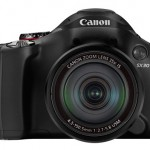 Canon SX30IS camera