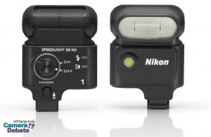 Nikon Speedlight SB-N5 flash for V1