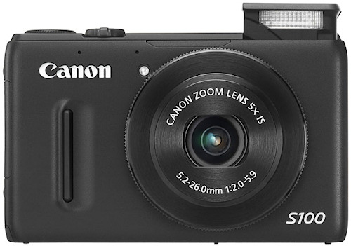 Sony RX100 vs Canon S100 Comparison