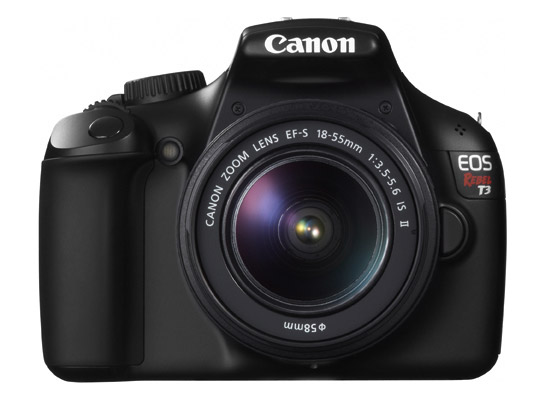 Canon EOS Rebel T3 / 1100D