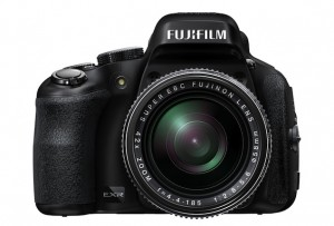 Fujifilm HS50EXR superzoom camera