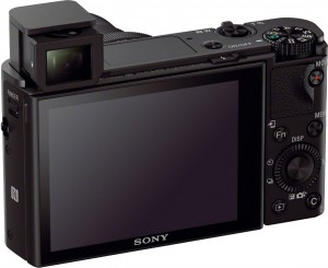 Sony RX100 III built-in pop-up EVF