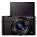 Sony RX100 III selfie tilting display