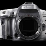 magnesium alloy body EOS 7D Mark II