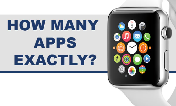 how many Apple Watch apps