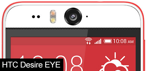 HTC Desire Eye selfie camera